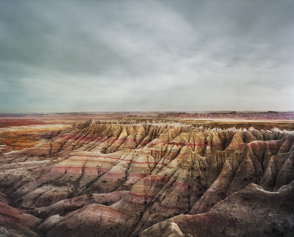 Peter Young, Badlands, SD