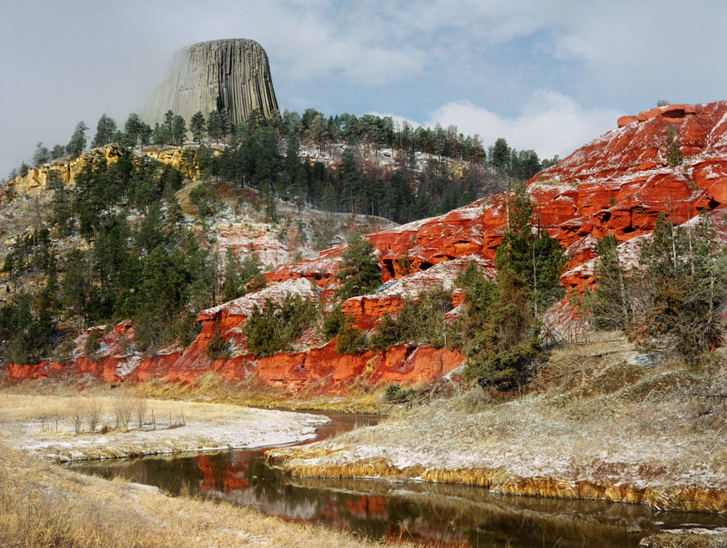 Peter Young, Devil's Tower, WY